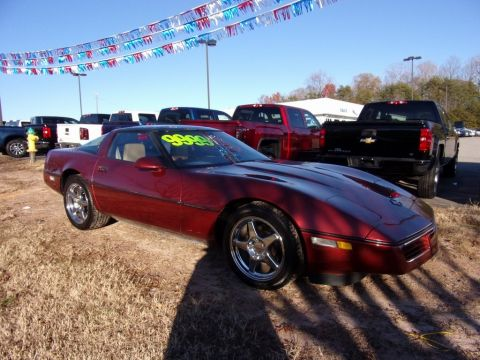 Pre-Owned 1987 Chevrolet Corvette Base