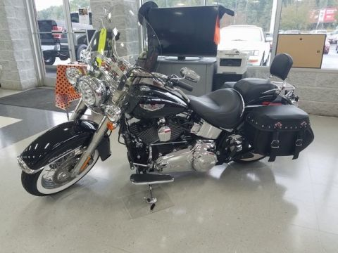 Pre-Owned 2015 Harley-Davidson Softail